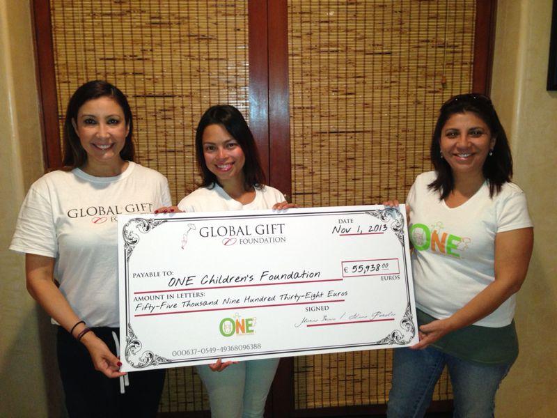 Global Gift Donation